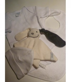 Zwanger cadeau | basis pakket 09 wit