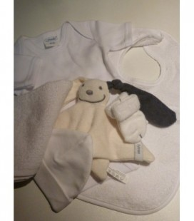 Zwanger cadeau | basis pakket 10 wit