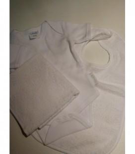 Zwanger cadeau | basis pakket 05b wit