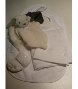 Zwanger cadeau | basis pakket 11 wit