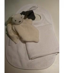 Zwanger cadeau | basis pakket 12 wit