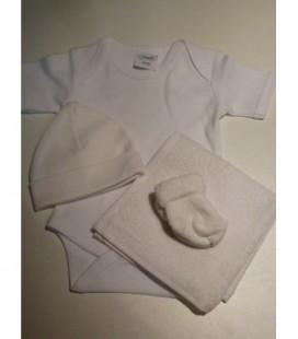 Zwanger cadeau | basis pakket 06a wit