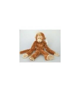 Hanging Monkey nr.2 bruin