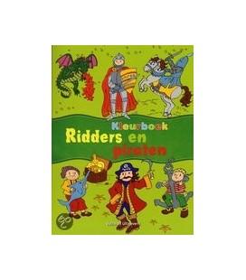Kleurboek Ridders en Piraten