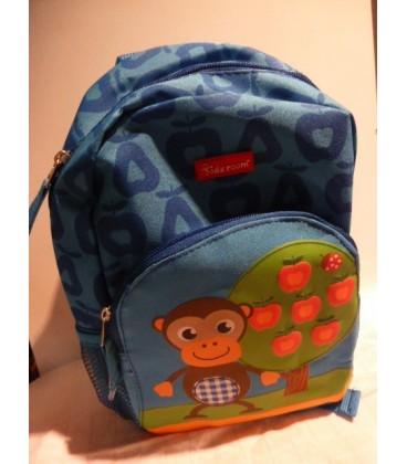 986056fa751 Rugzak Kidzroom blauw - Apple Tree - Babykadowinkel Ukkie Shop