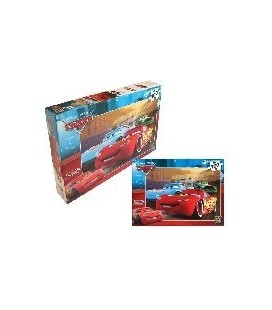 Cars puzzel 100 st.