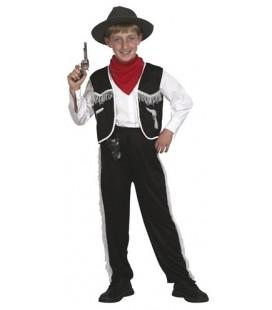 Cowboypak brody 4-6 jaar