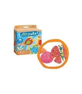 Artzooka - cup cake beestjes 5+