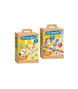 Artzooka - sieraden van flesdoppen/blik  5+