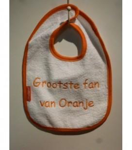 Slab| Grootste fan van Oranje