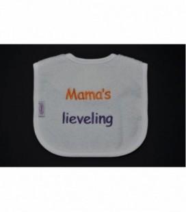 Slab| mama's lieveling (oranje/paars)