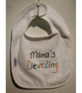 Slab | Mama's lieveling - fleurig