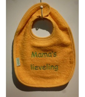 Slab: Mama's lieveling /geel