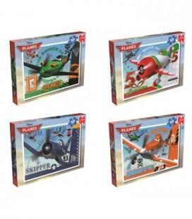 Puzzel planes 50 stukjes