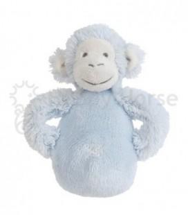 Blue monkey rattle / rammelaar aap blauw