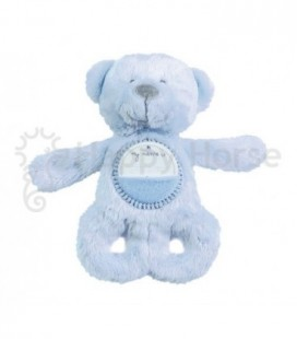 Blue Bear Bibi rattle rammelaar