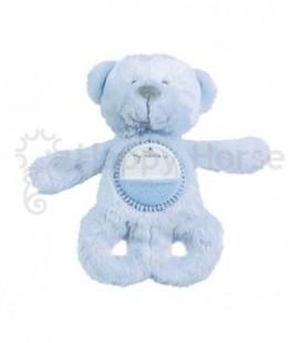 Blue Bear Bibi rattle rammelaar
