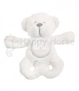 Ivory Bear Bibi rattle rammelaar