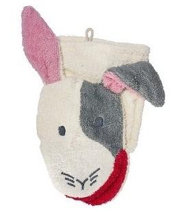 Washandje konijn