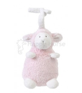 Pink Lammy musical - schaap muziekdoos