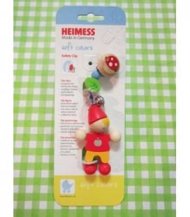 Heimess - cliphanger dwerg