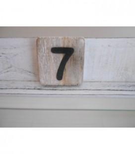 Scrabble cijfer 7
