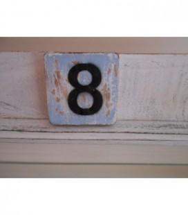 Scrabble cijfer 8
