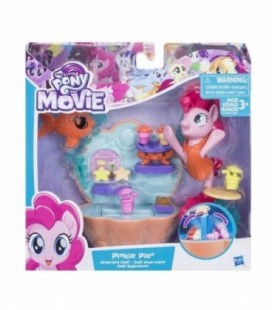 My Little Pony: the Movie onderwaterscenes