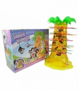 Tumblin' Monkeys spel