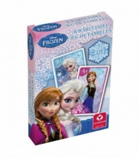 Frozen 2-in-1 Kwartet + Spel