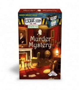 Escape Room: The Game uitbreidingsset Murder Mystery