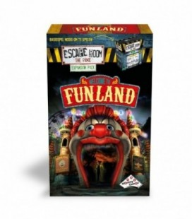 Escape Room: The Game uitbreidingsset Welcome to Funland