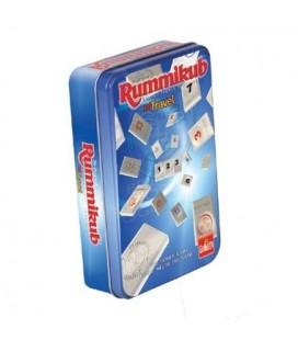 Rummikub in tin blik tour edition