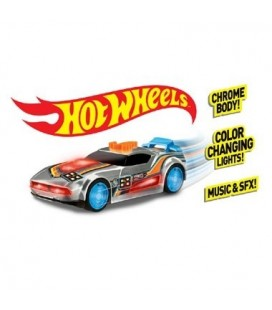 Hot Wheels Edge Glow Cruiser Fast Fish auto