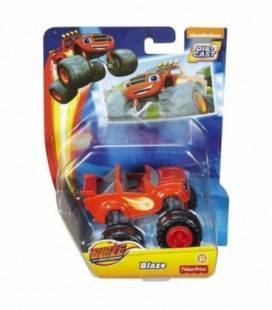 Fisher-Price Blaze die-cast