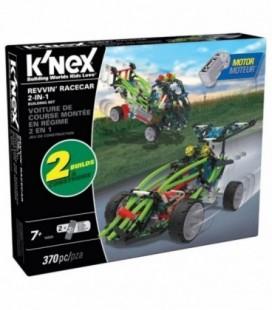 K'NEX Revvin' racecar 2-in-1 bouwset