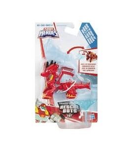 Transformers rescue friends