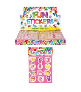 Fun stickers - pony's