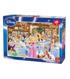 Disney puzzel 99 stukjes tearoom theatre