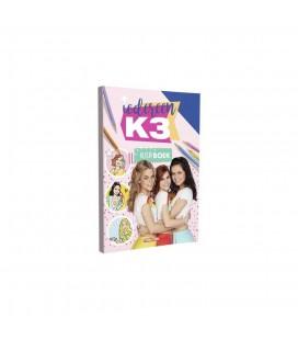K3 kleurboek iedereen