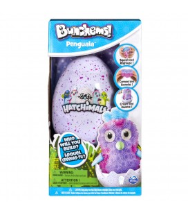Bunchems hatchimals themakit