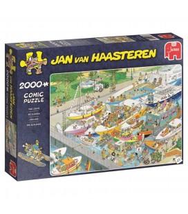 JVH Sluizen 2000 stuks jan van haasteren