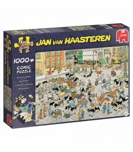 JVH Veemarkt 2000 stuks jan van haasteren