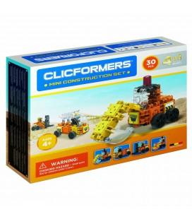 Clicformers mini bouw set - 30 stukjes