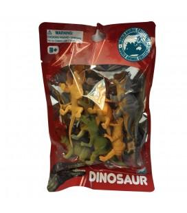 Dinosaurusset - 8 delig