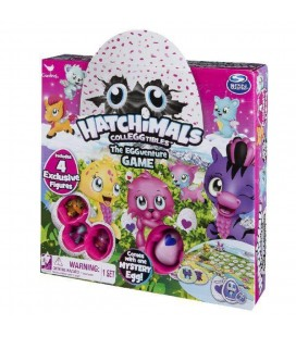 Hatchimals - eggventure games gezelschapsspel