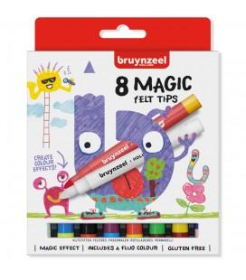Bruynzeel 8 magische stiften