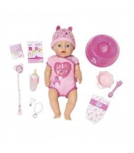 Babyborn soft touch meisje  roze