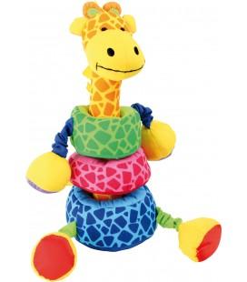 Giraf stapelringen toren