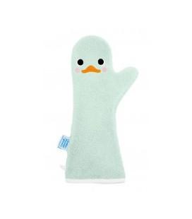 Baby shower glove - mint